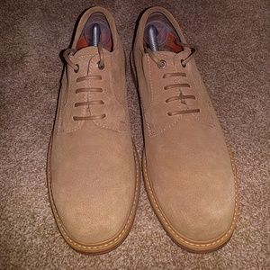 Sperry Shoes - Men's Suede Derby Shoes by Sperry (Sz 9)